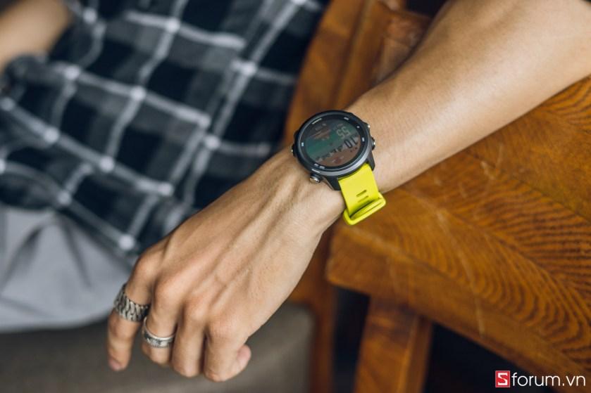 """Sforum - Trang thông tin công nghệ mới nhất CPS-Garmin-Forerunner-245-38 Đánh giá Garmin Forerunner 245: Smartwatch """"thực dụng"""" dành cho kẻ si mê sự bền bỉ"""