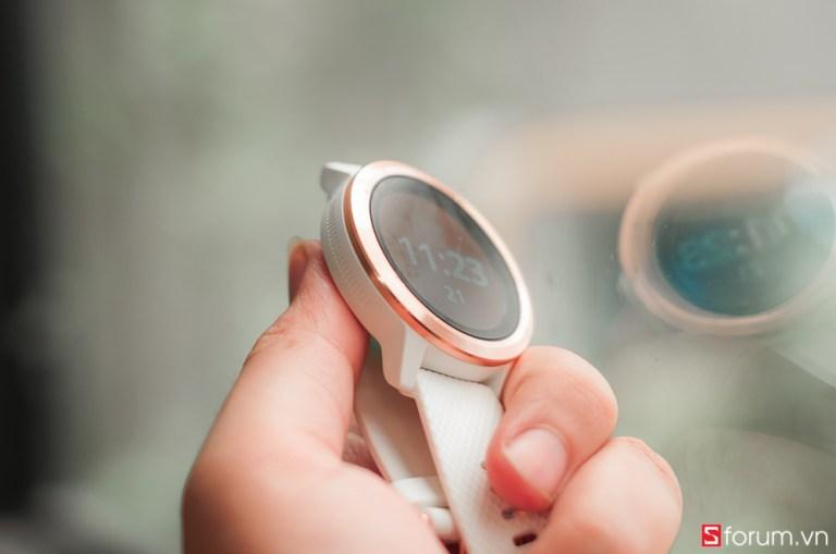 Sforum - Trang thông tin công nghệ mới nhất DSC_1349 Trên tay Garmin Vivoactive 3 Rose Gold: Quyến rũ, mềm mại nhưng không kém phầm mạnh mẽ