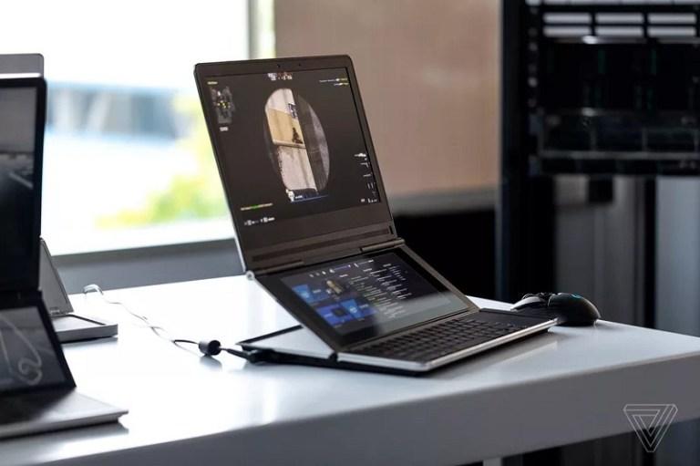 Sforum - Trang thông tin công nghệ mới nhất vpavic_190516_3439_0152 Trên tay nhanh laptop gaming đến từ Intel: Thiết kế mới với 2 màn hình