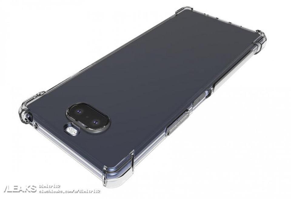 Sforum - Trang thông tin công nghệ mới nhất op-lung-Xperia-20-3 Sony Xperia 20 lộ diện rõ nét cùng ốp lưng bảo vệ, xác nhận nhiều chi tiết thú vị