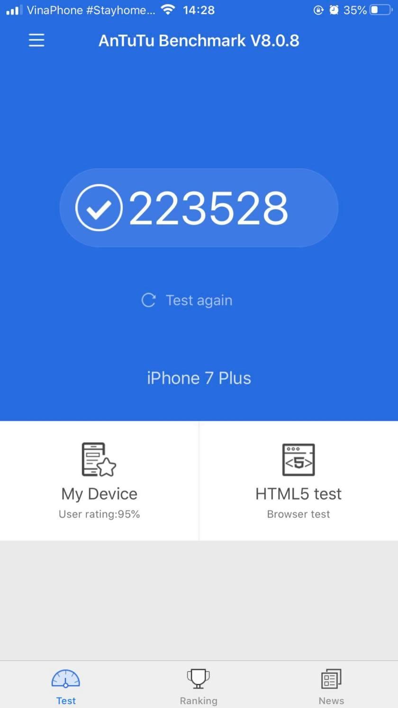 """Sforum - Trang thông tin công nghệ mới nhất iPhone-7-plus-3 Chia sẻ về iPhone 7 Plus từ một """"nữ xài kỹ"""": Sau 3 năm vẫn còn """"ngon"""", chưa có lý do để """"lên"""" iPhone SE 2020"""