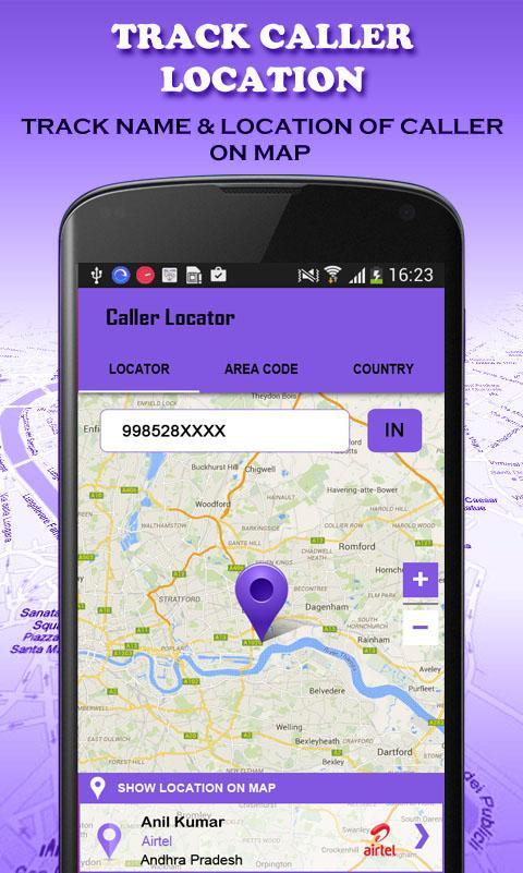 Mobile Phone Locator