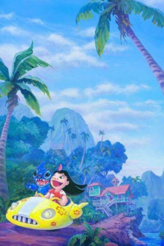 Download Aesthetic Lilo And Stitch Wallpaper Cellularnews