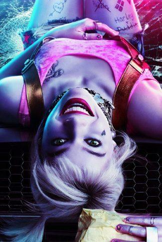 Harley Quinn Lockscreen : harley, quinn, lockscreen, Download, Harley, Quinn, Upside, Smiling, Wallpaper, CellularNews