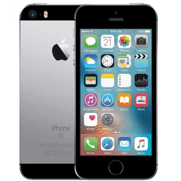 iPhone SE Space Gray