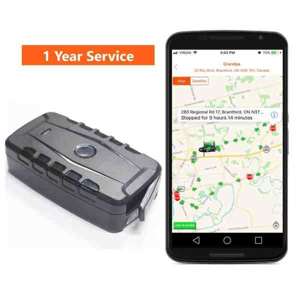 WhereSafe Magnetic GPS Tracker Bundle