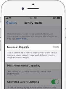 How to test iPhone Battery Capacity
