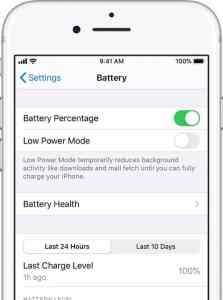 How to test iPhone Battery Health