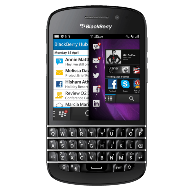 Blackberry Q10 Repair