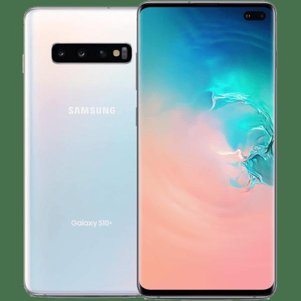 Samsung Galaxy S10 Prism White Refurbished
