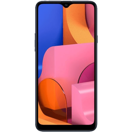 Samsung Galaxy A20s Screen