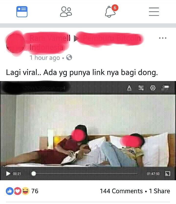 video anak dan tante