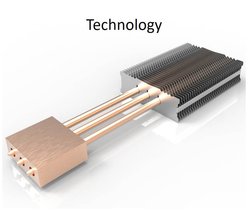 Heat Pipes  Technology, Performance & Shapes
