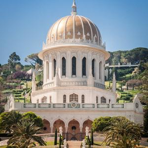 Baha'i Temple, Haifa, Israel