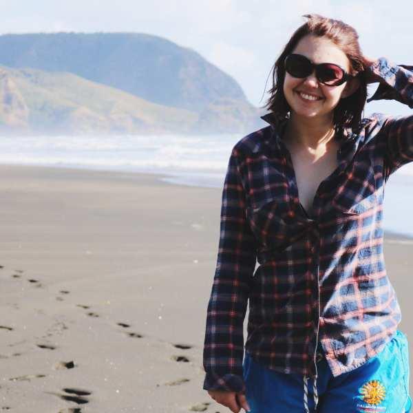 Rachel Piha Beach