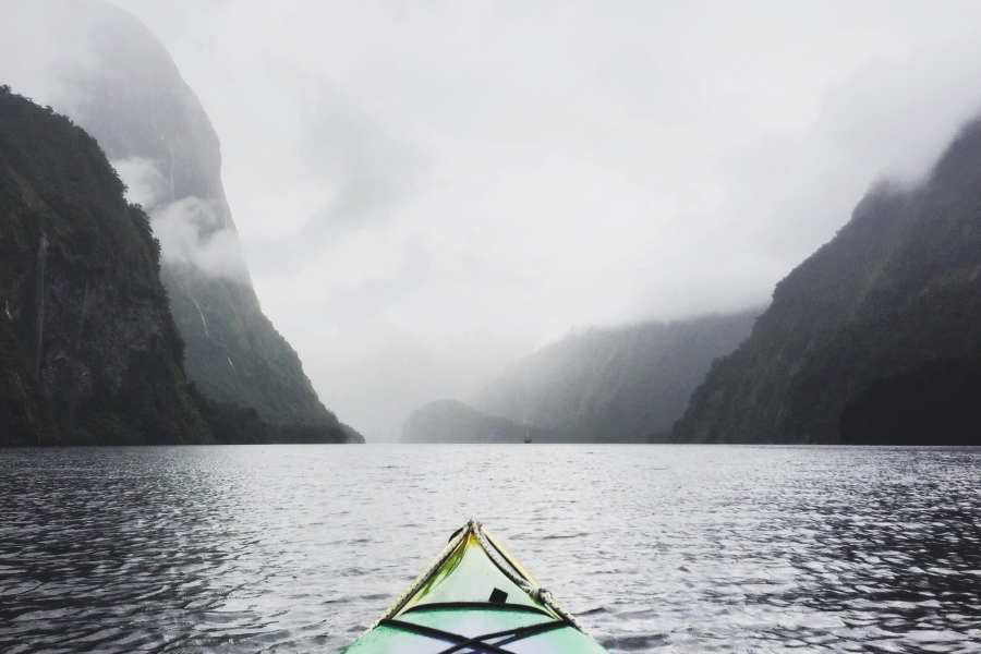 kayak doubtful sound square