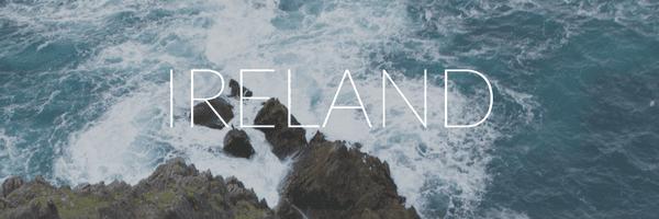 ireland wandering thumb