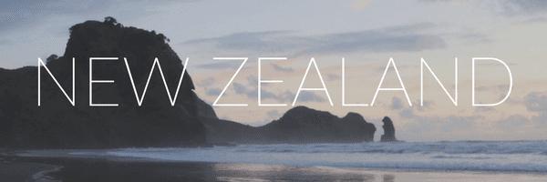 New Zealand Wandering Thumb