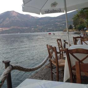 Seaside restaurants and Greek sunsets..