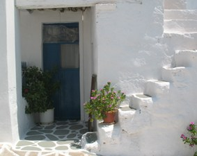 Beautiful Greek islands just hours away on a boat