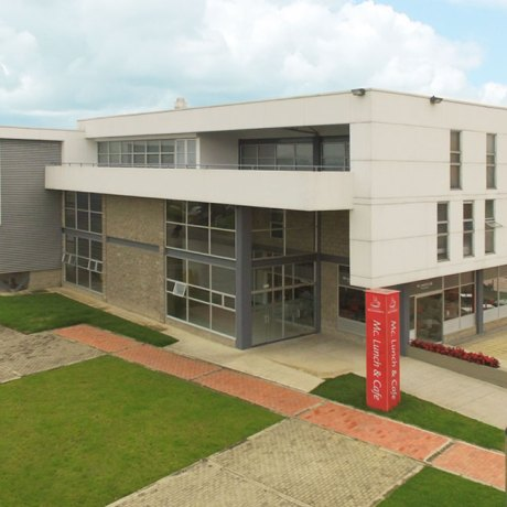 Edificio de Administración Celta Trade Park