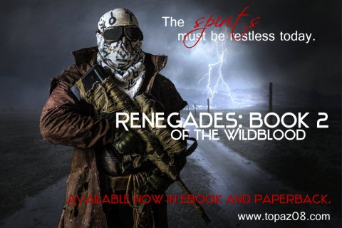 """Featured Author:  SA Hoag and """"Renegades: Book 2 of the Wildblood"""""""