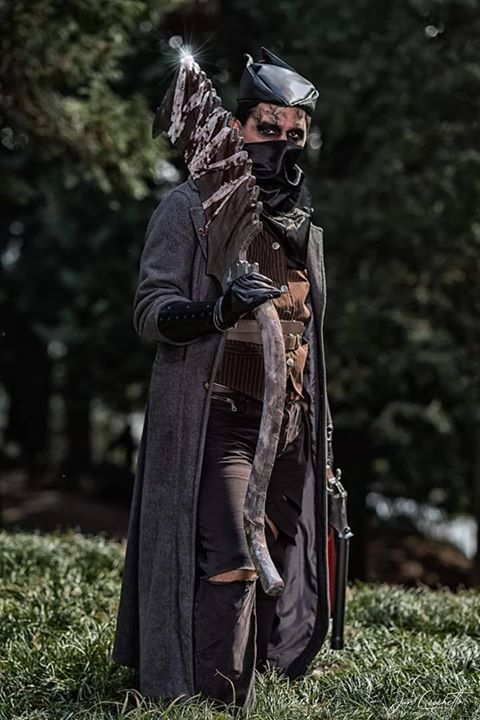 Bloodborn Hunter Picture and Cosplay