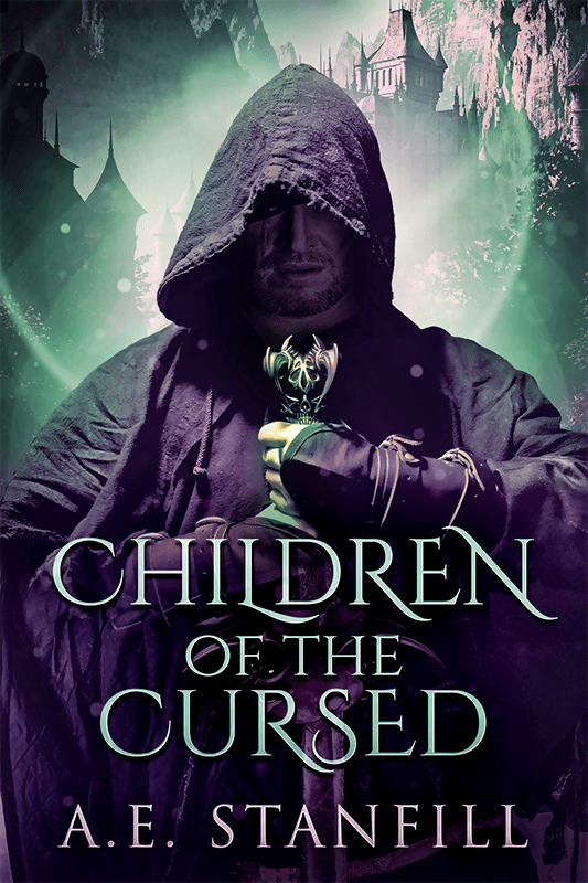 Book Cover of Children Of The Cursed