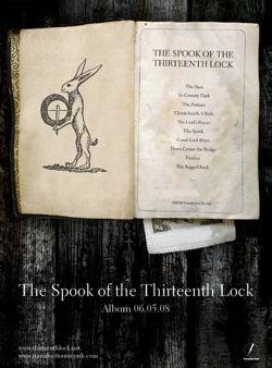 Werbeposter Spook Of The Thirteenth Lock