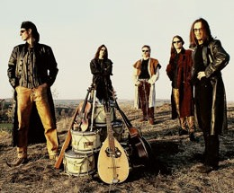Bandfoto The Aberlour's 2009
