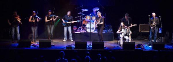 Rhythmnreel live at the Ironworks