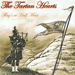 Tartan Hearts Flag´s at half mast