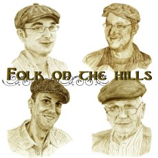 CD Couver Folk On the Hills