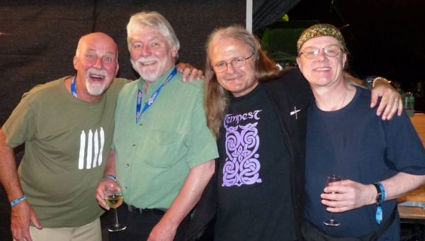Oysterband, Fairport Convention, Horslips in Bonfeld 11.07.2014