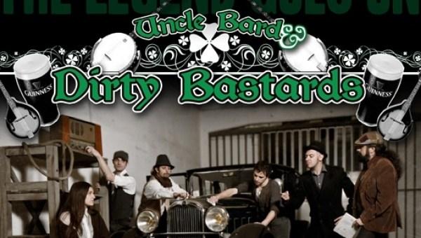 Uncle Bard & The Dirty Bastards – Rambling Bhoys
