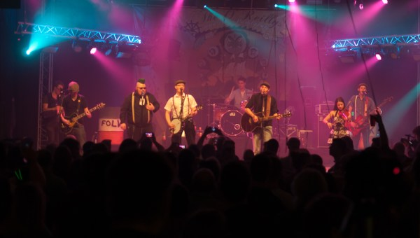 4. Folkpunk Party mit O'Reillys und Fiddlers Green