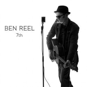 Ben Reel 7th album cover 12cm 300dpi