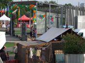 Irish Days 2015, 29. und 30. August 2015, Neulandpark Leverkusen
