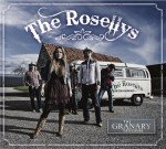 The Rosellys - Granary Sessions - Album Cover