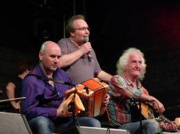 Keith Bailey mit De Danann