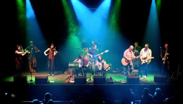 Rhythmnreel – Live at the Ironworks (2015)