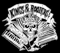 Logo Kings and Boozers
