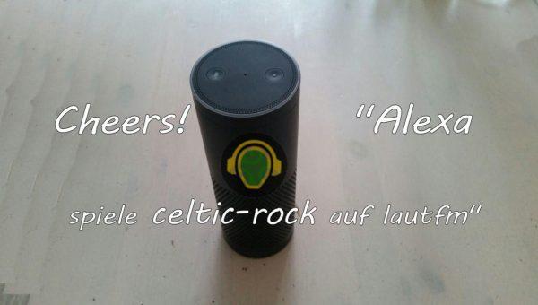 celtic-rock.de auf Amazons Alexa hören