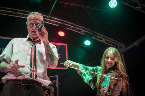 The Pokes - Festival Maritim 2017 - 19