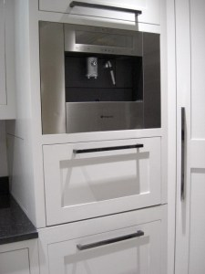 Multi-function cupboard by Celtica-Kitchens, designer Cameron Pyke