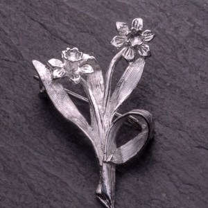 Daffodil Brooches