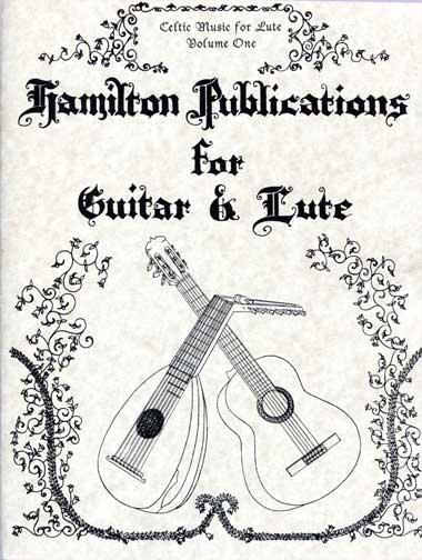 Hamilton Publications for Guitar & Lute by Allan Alexander