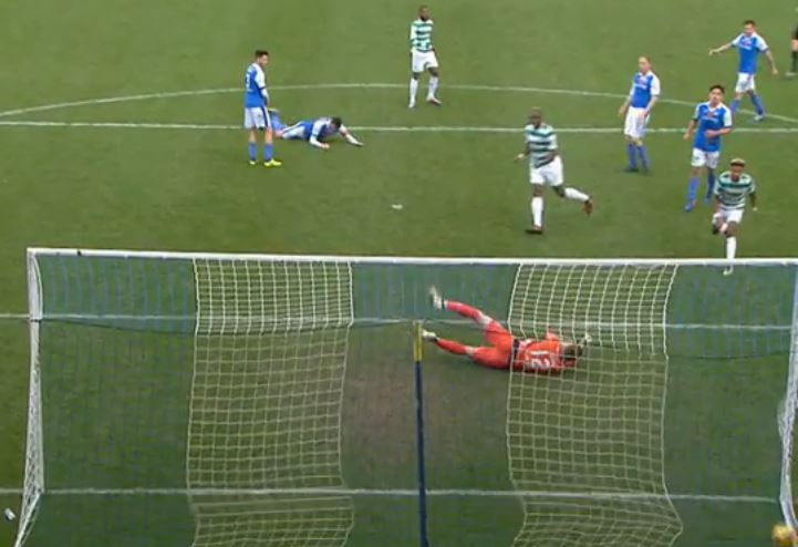 Celtic Speed Past Maley's Record