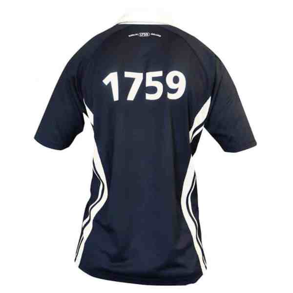 Guinness Rugby Shirt - Black