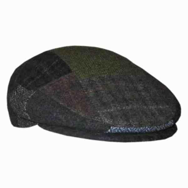 Irish Patch Flat Cap - In Ireland Authentic
